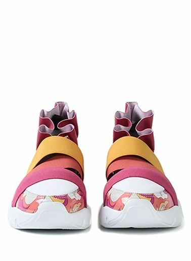 Emilio Pucci Sneakers Fuşya